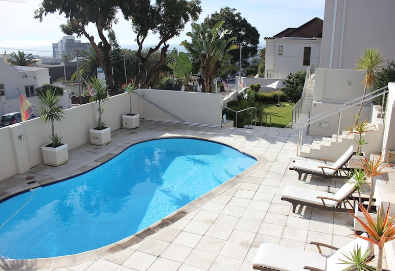 Grande Kloof Boutique Hotel, Cape Town, 100 Sea View Apartment 1 Bedroom , Outdoor Pool
