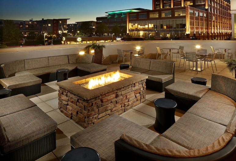 SpringHill Suites by Marriott Pittsburgh Bakery Square, Pittsburgh, Terrace/Patio
