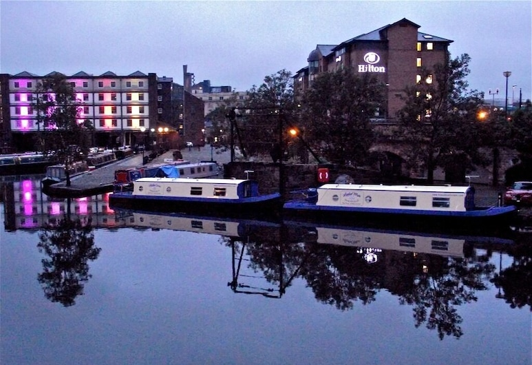 Houseboat Hotels, Sheffield, Bahagian Luar