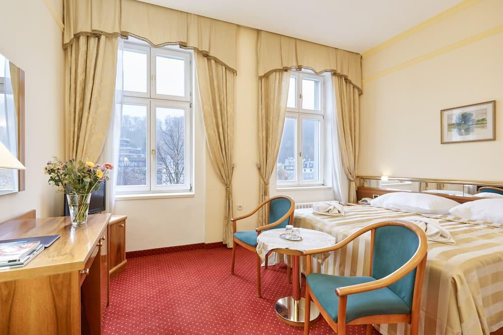 Двухместный номер «Комфорт» с 1 или 2 кроватями - Гостиная