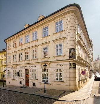 Mynd af Hotel Three Storks í Prag