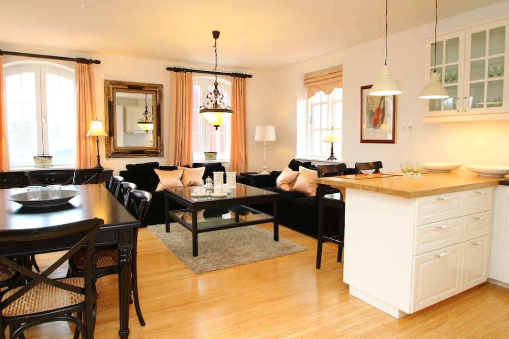 Economy Double Room, Annex Building - Living Area