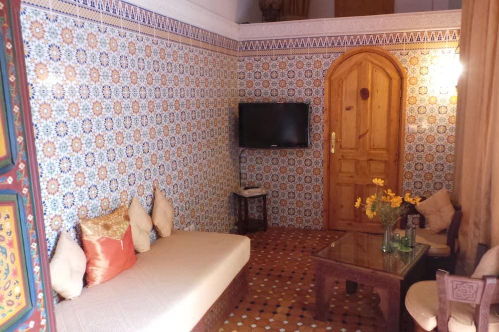 Phòng Suite (Sultane) - Khu phòng khách