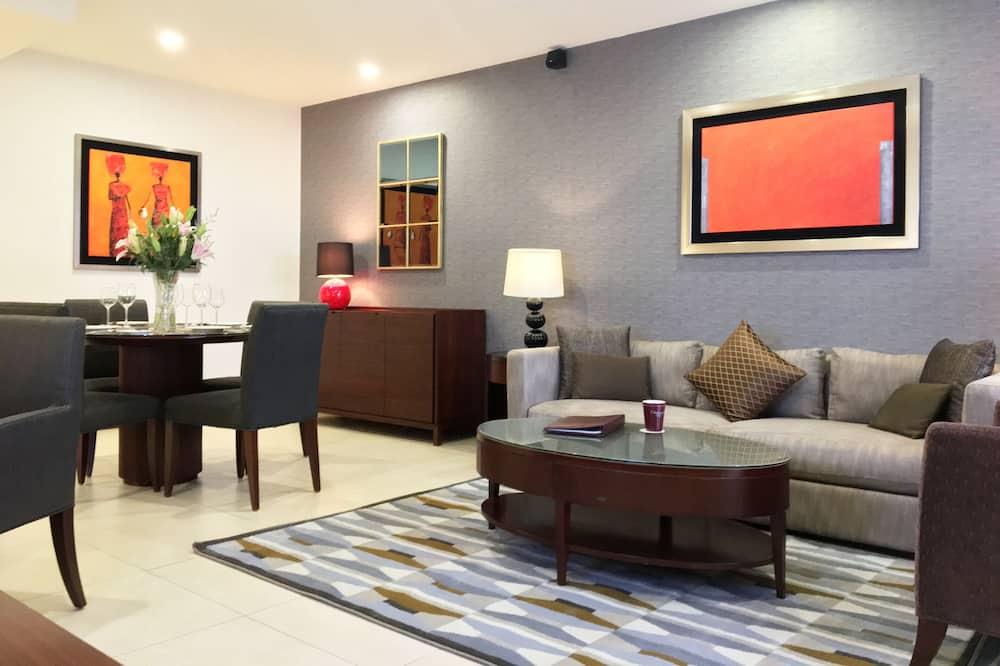 Executive szoba, 1 hálószobával - Nappali rész
