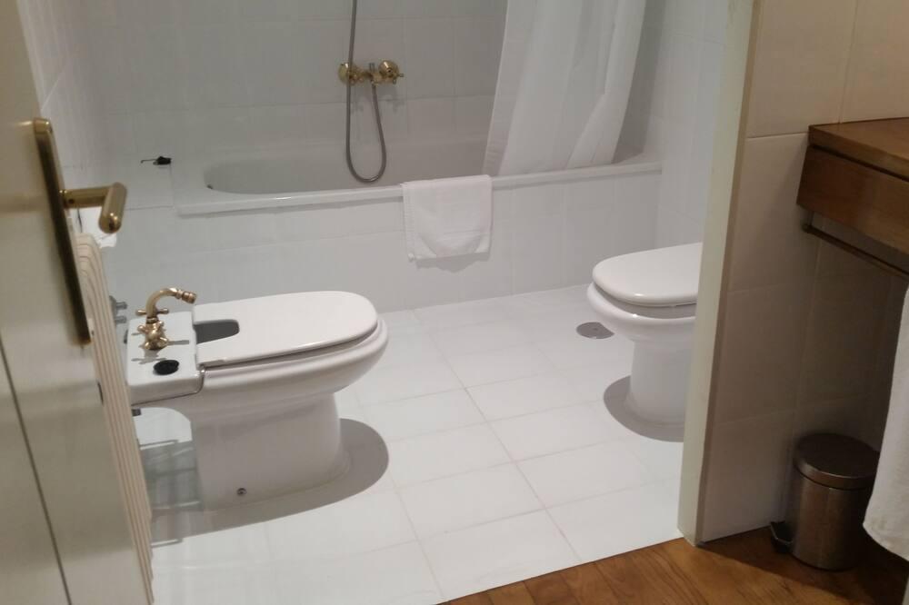 Phòng đôi (especial jardin, supletorias) - Phòng tắm