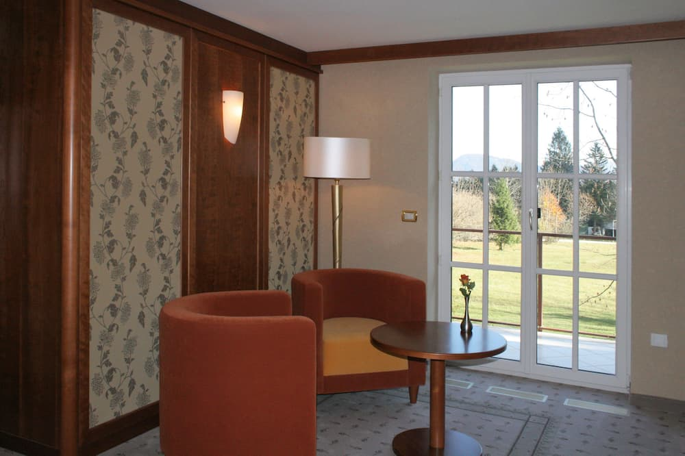 Luxury Suite Villa Stare - Zona de estar