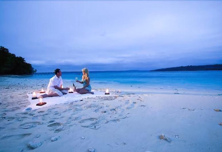 Bokissa Private Island Resort, Isola Bokissa, Spiaggia