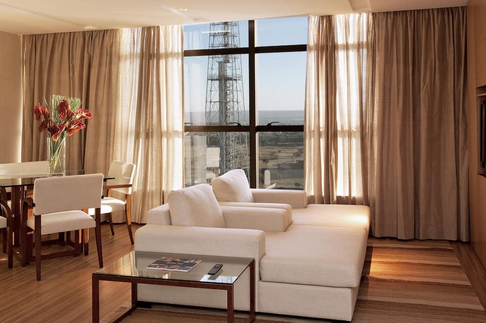 Suite presidencial (PENTHOUSE) - Habitación