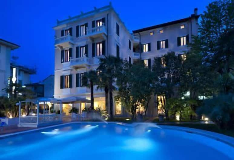 Hotel Parma e Oriente, Montecatini Terme, Vonkajší bazén