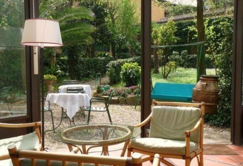 Classic Hotel, Florencija, Terasa / vidinis kiemas