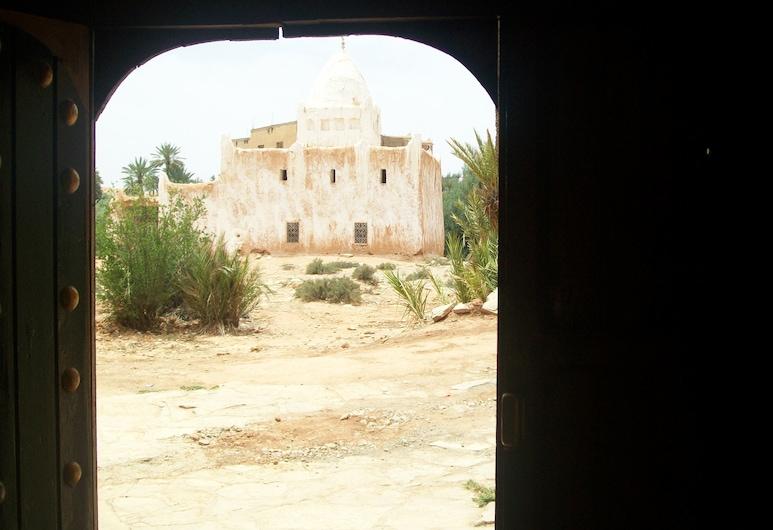 Riyad Des Palmiers Hotel Restau, Tinghir, ด้านหน้าของโรงแรม