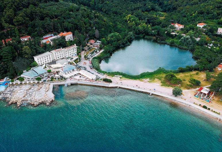 Hotel Barbara Piran Beach & Spa 3* SUPERIOR, Piran, Ansicht von oben