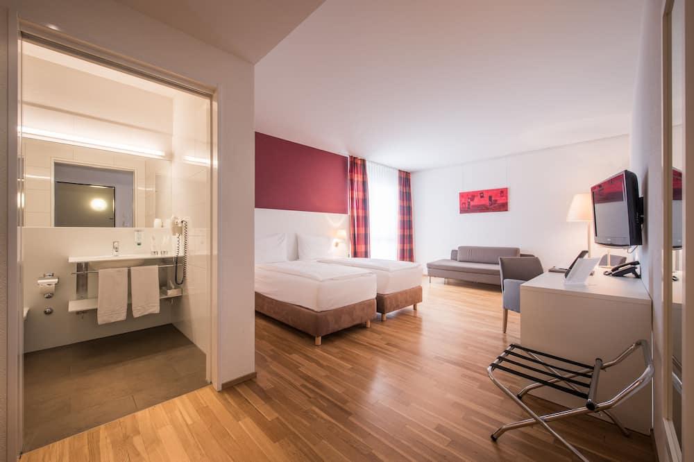 Kahden hengen huone (Large) - Vierashuone