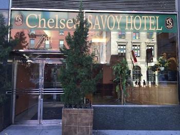 Selline näeb välja Chelsea Savoy Hotel, New York