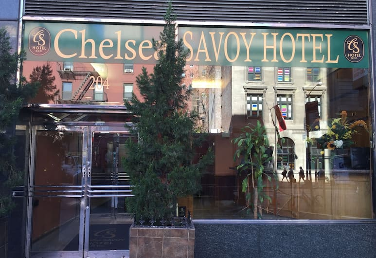 Chelsea Savoy Hotel, New York