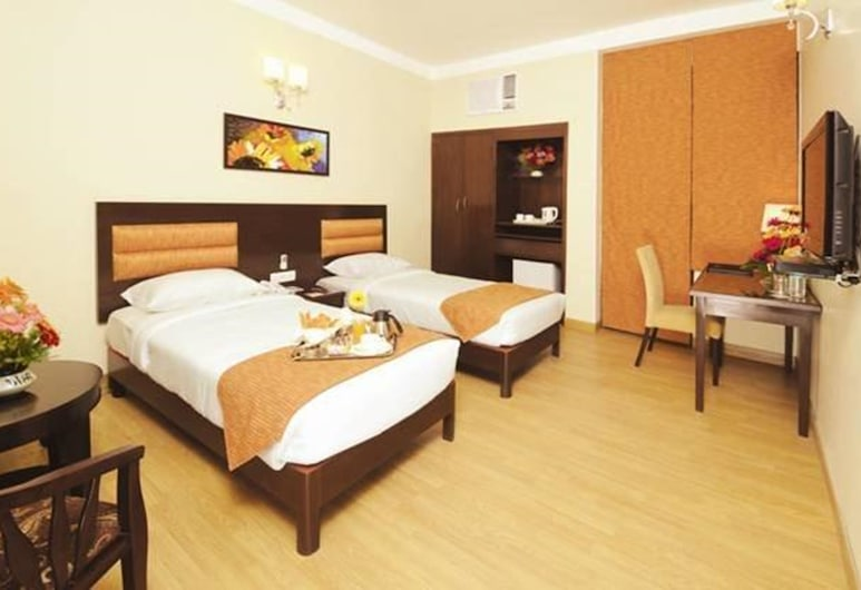 Clarks Inn Kailash Colony, Yeni Delhi, Executive Oda, Oda