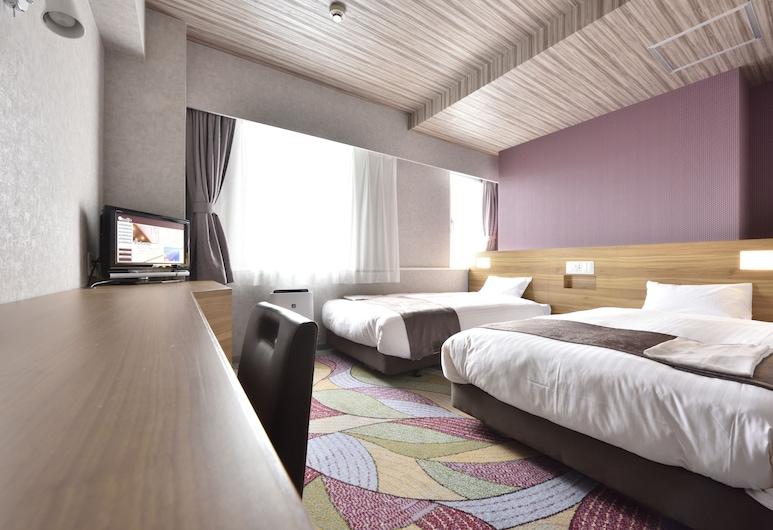 ホテルWBF釧路, 釧路市, デラックス ツインルーム 2 ベッドルーム 禁煙, 部屋