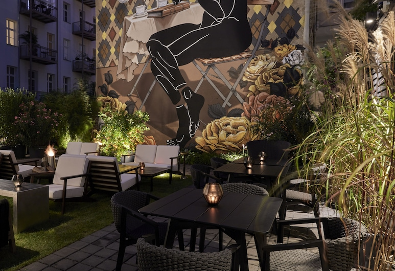 Sir Savigny Hotel Berlin, Berlín, Jardín