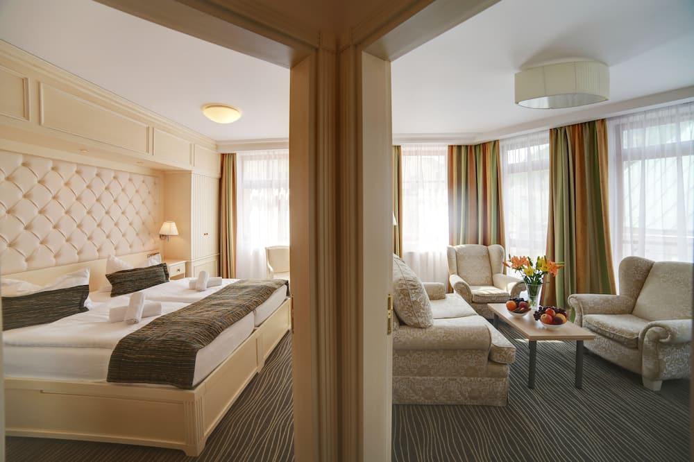 ジュニア アパートメント 1 ベッドルーム - 客室