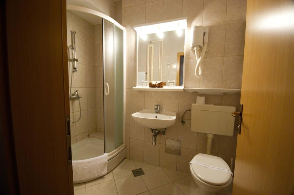 Класичний одномісний номер - Ванна кімната