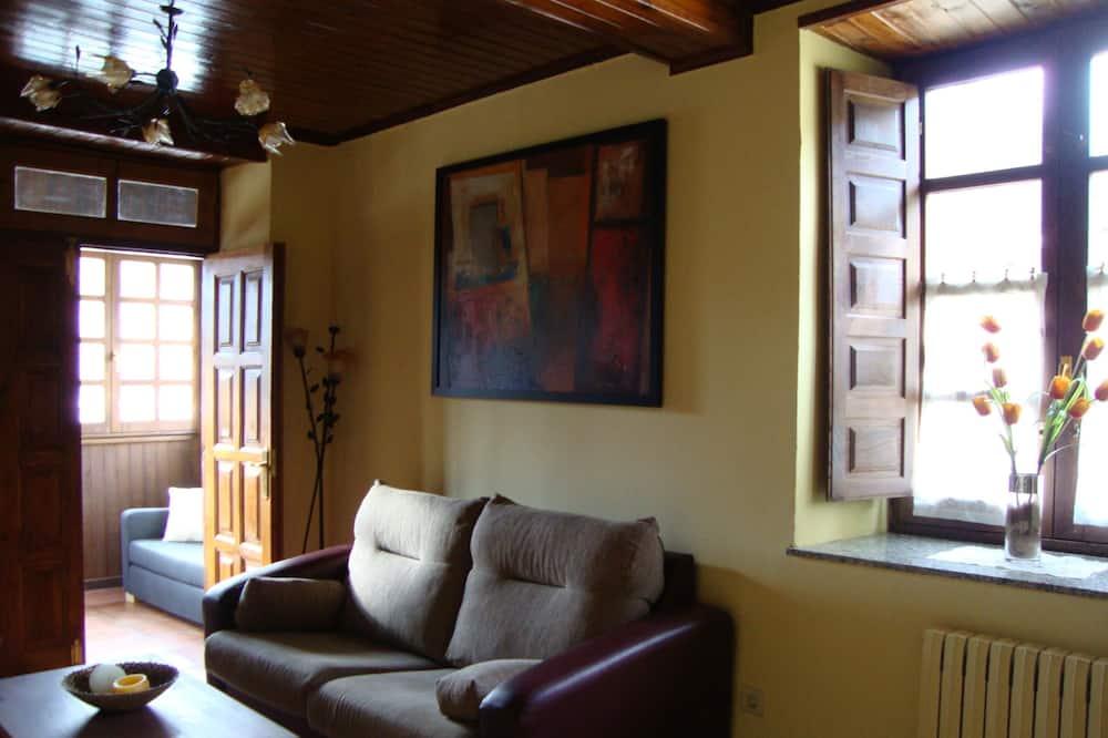 Huoneisto, 1 makuuhuone (2 -5 adults) - Olohuone