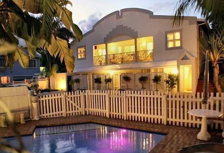 Flamingo Lodge, Umhlanga, Vonkajší bazén