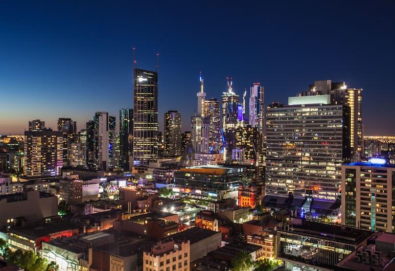 Citadines on Bourke Melbourne, Melbourne, Apartamento executivo (Studio), Vista para a cidade