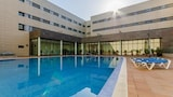 Book this Parking available Hotel in Bormujos