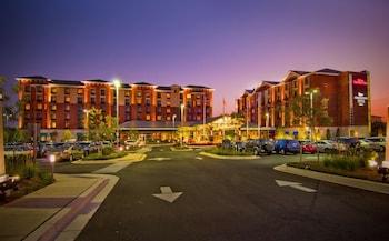 洛克維爾羅克維爾-蓋瑟斯堡希爾頓欣庭酒店的圖片