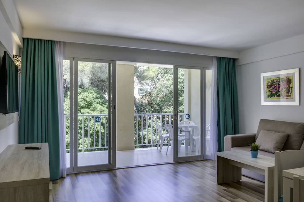 Apartemen, 2 kamar tidur, balkon (2 Adults + 1 Child) - Ruang Keluarga