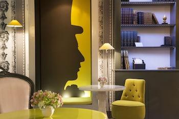 Selline näeb välja Les Plumes Hôtel Paris, Pariis