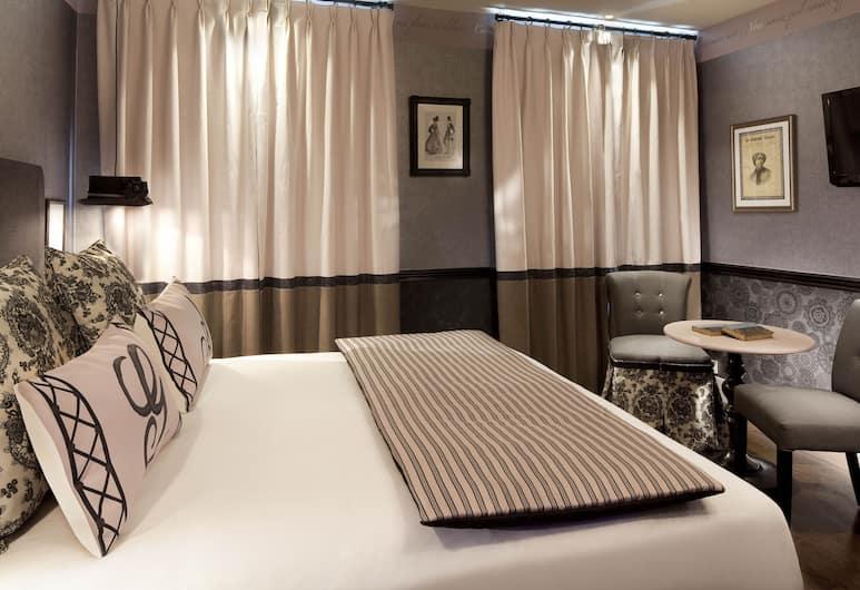 레 플륌 호텔 파리, 파리, 스탠다드 더블룸, 객실