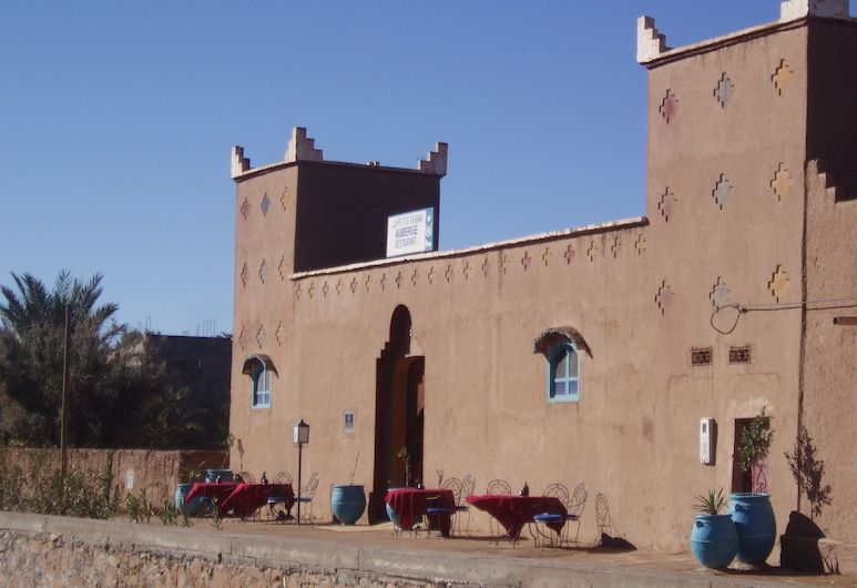 La petite kasbah, Zagora
