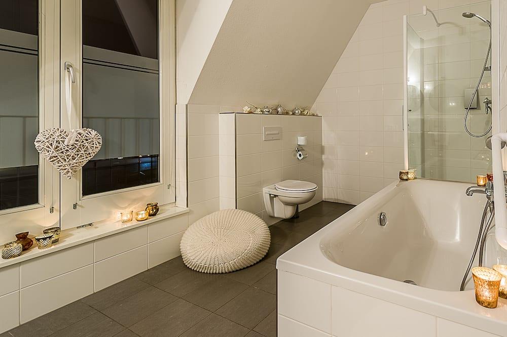 Luxusní apartmá (Vincent) - Koupelna