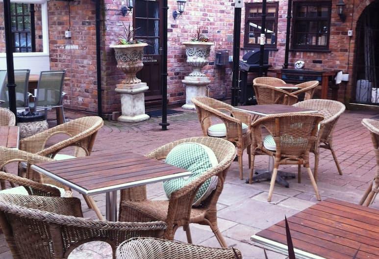 Georgian House Hotel, Derby, Teras/Veranda