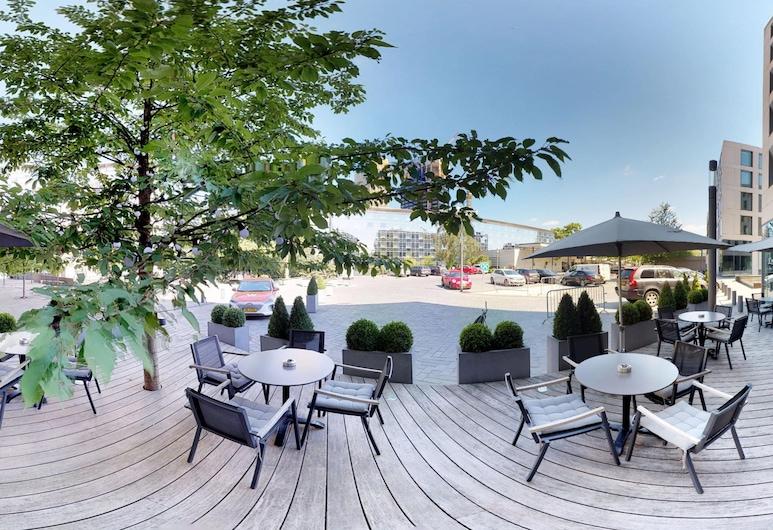 Novotel Suites Luxembourg, Luksemburg, Terrass