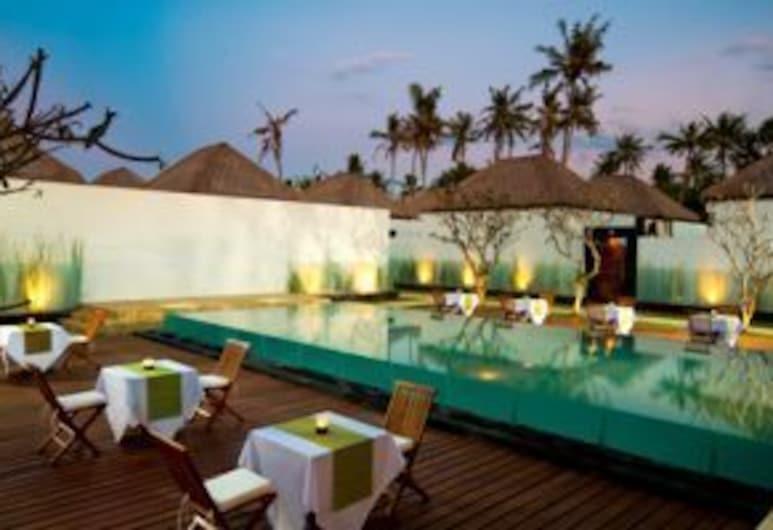 Amor Bali Villas & Spa Resort, Seminyak, Piscina externa