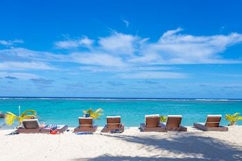 Фото Sanctuary Rarotonga-on the beach-Adults Only у місті Раротонга