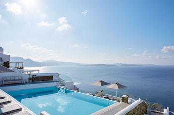 Foto di La Perla Villas and Suites a Santorini