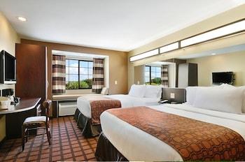 奥斯汀奧斯丁機場溫德姆米克羅套房飯店的相片