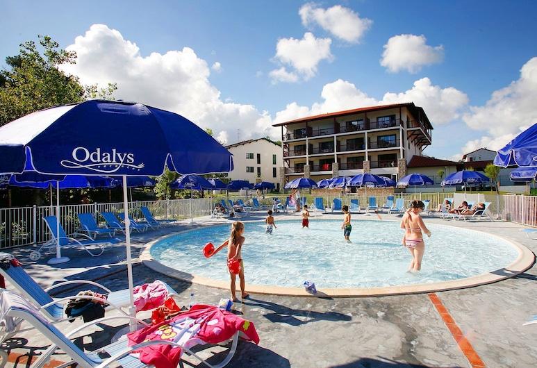 Hôtel Prestige Odalys Erromardie, Saint-Jean-de-Luz, Piscine en plein air