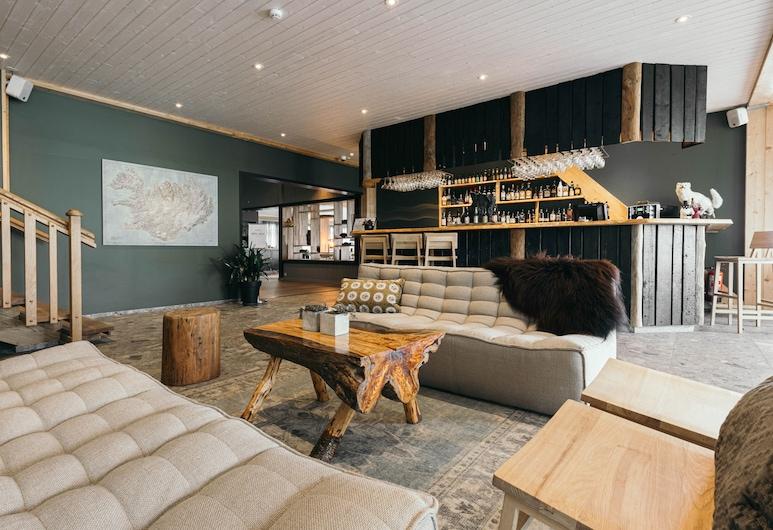 Hotel Katla by Keahotels, Vik I Myrdal, Lounge no Hotel