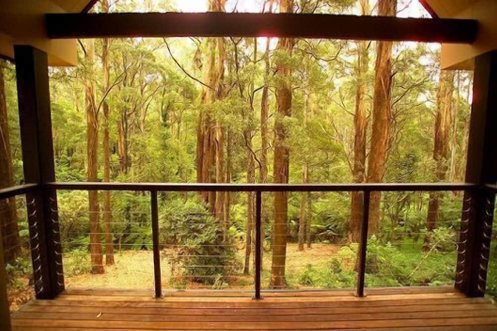 Treetops Tri-Level Cottage 3  - Balcony