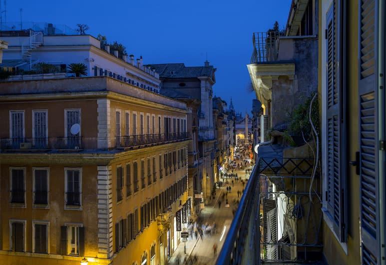 Stay Inn Rome, Rom, Udsigt fra hotellet