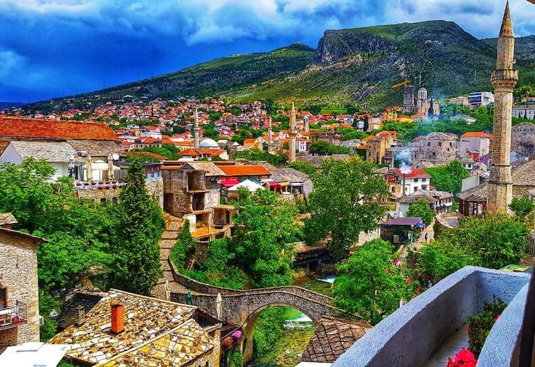 Motel Deny, Mostar, Triple Room with Balcony, Hotel Front