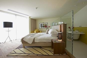 Introduce sus fechas y vea precios de hoteles última hora en Chester