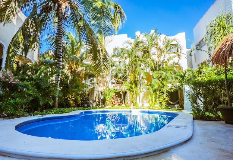 Bric Hotel & Spa, Playa del Carmen, Pool
