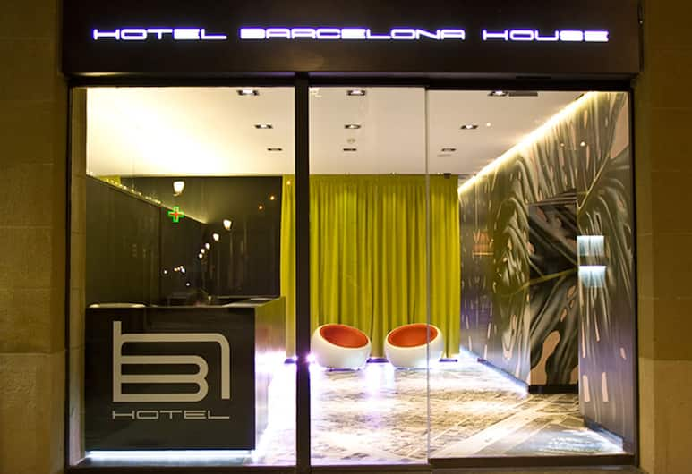 Hotel Barcelona House, Barcelone