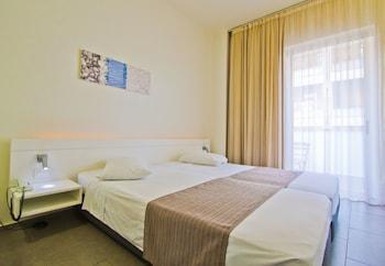 Bild vom Atlantis City Hotel in Rhodos