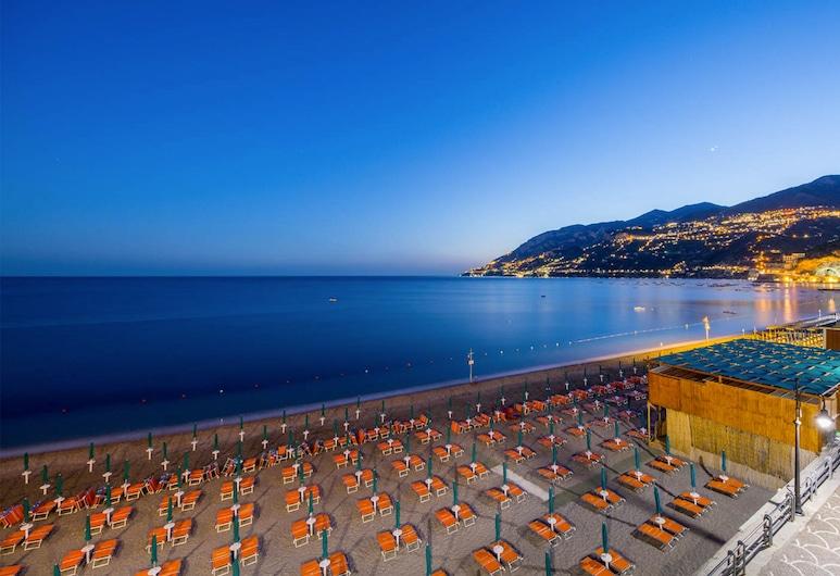 Hotel Sole Splendid, Maiori, Plaża